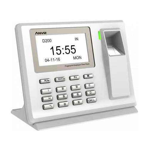 Equipos RFID/Biométricos